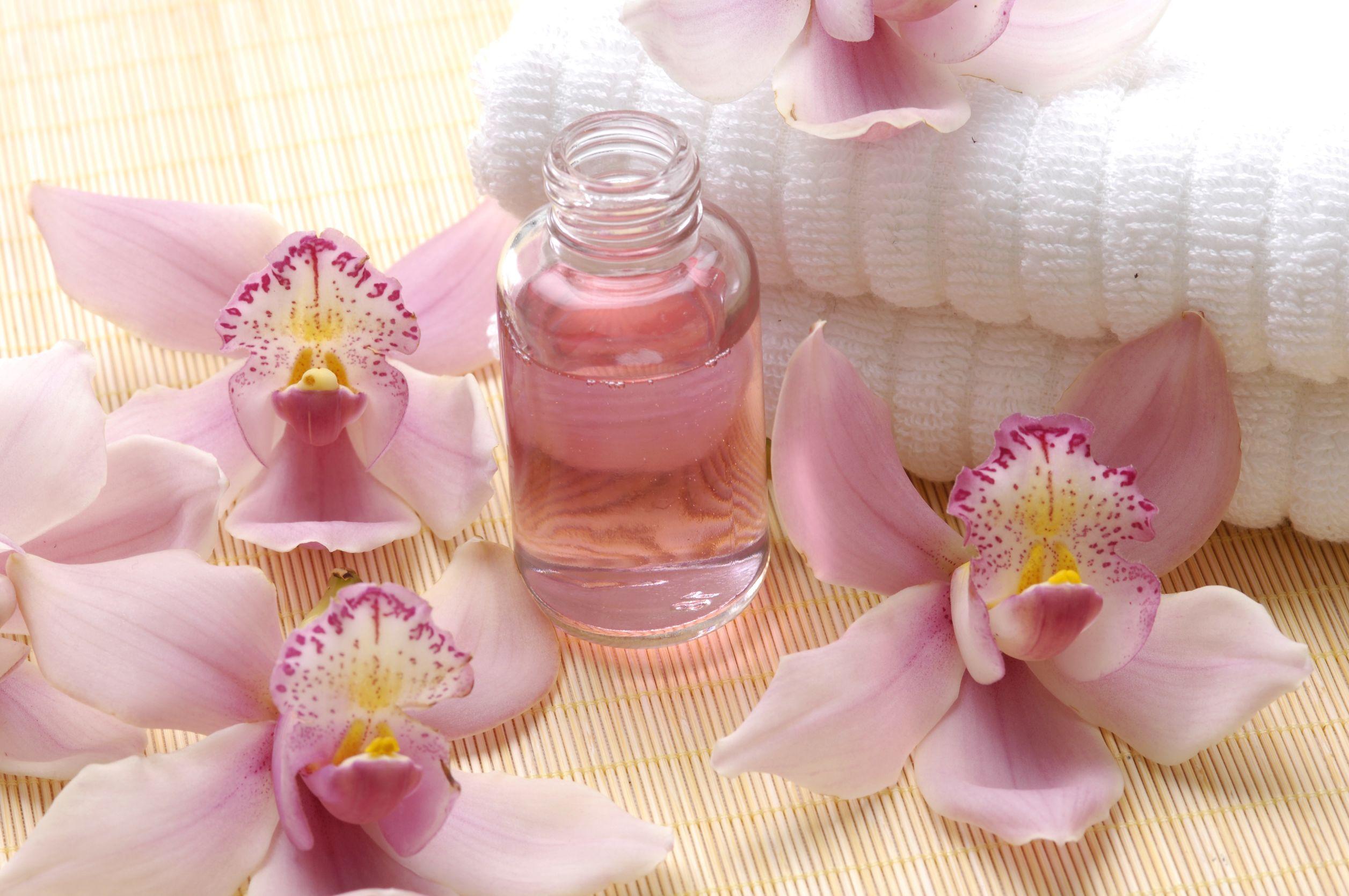 body blend massage oil